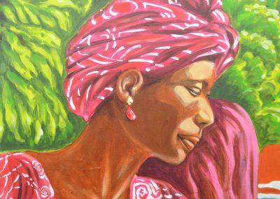 Bailarina maliense